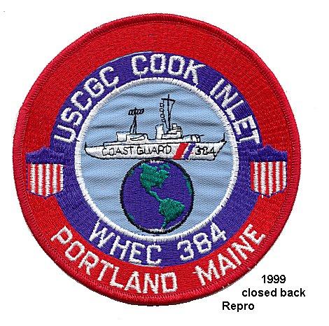 0f0ba6799e6 U.S. Coast Guard Patch Archive